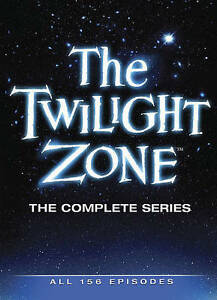 The Twilight Zone The Complete Series DVD 156 Episodes New Free Shipping