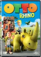OTTO the RHINO DVD Maryland 2287 Newcastle Area Preview