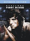 Widescreen First Blood DVDs