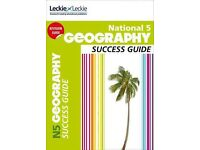 Leckie & Beckie National 5 Geography Success Guide and Practice Papers