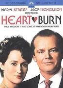 Heartburn DVD