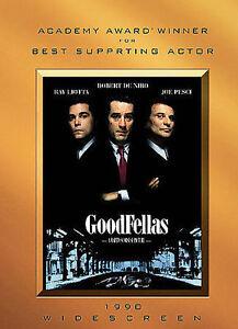 GoodFellas DVD***NEW***
