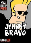 Johnny Bravo DVD