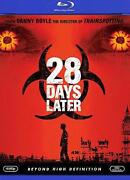 28 Days Later Blu Ray