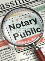 Notary Public Downtown - Happy to come to you!
