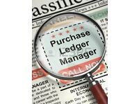 Retired Office Manager/Finance Director offering Office Manger Services (Sales/Purchase Ledger)