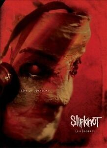 Slipknot: (Sic)nesses - Live at Download [2 Disc (2010, DVD) Explicit Version