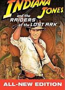 Raiders of The Lost Ark DVD