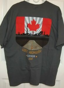 Bon Jovi NJ Concert DVD and 2 Double Sided Tee Shirts Set London Ontario image 4