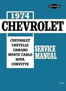 1974 Chevrolet Service Manual