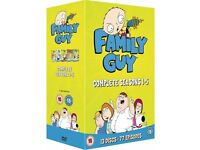 Family Guy Season 1-5