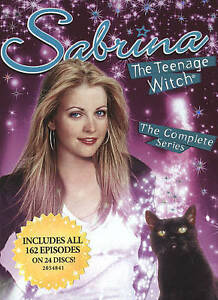 Sabrina the Teenage Witch: The Complete Series (DVD, 2016, 24-Disc Set)