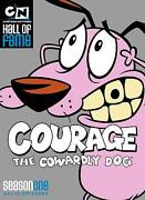 Courage The Cowardly Dog DVD