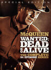 Wanted: Dead or Alive - Complete Series (DVD, 2013, 12-Disc Set)
