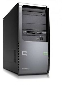 Compaq Presario SR5123WM Desktop PC