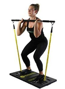 BodyBoss 2.0 Resistance Squat Portable Workout System