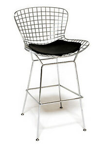 MODERN WIRE BAR STOOL COUNTER STOOL DINING CHAIR Peterborough Peterborough Area image 1