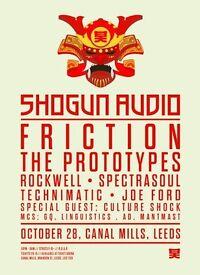 Shogun Audio @ Canal Mills