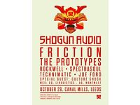 Shogun Audio @ Canal Mills