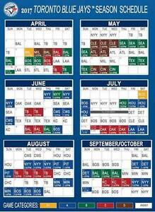 Jays tickets for all games - Sct 526- Row 1 ( 4 in a row)