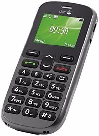Doro-PhoneEasy-508-SIM-Free-Mobile-Phone