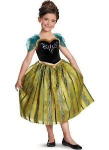 FROZEN'S Anna - Coronation Dress
