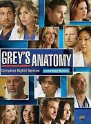 Grey s Anatomy The Complete Eighth Season