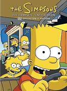 The Simpsons DVD Seasons