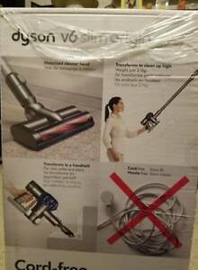 DYSON V6 Origin Cordless with CREVICE Tool BRAND NEW UNOPENED