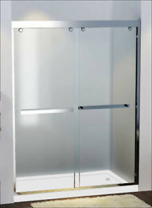 "✿✿SUMMER SALE: 60"" x 75"" Shower Sliding Door - $180"