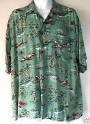 Airplane Hawaiian Shirt