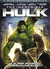 The Incredible Hulk (DVD, 2008, 3-Disc Set, Special Edition)