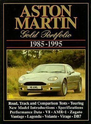 """Aston Martin 1985-1995 Vantage Virage Zagato Db7 Virage  """"New"""""""