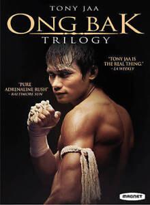 Ong Bak Trilogy (Blu-ray Disc, 2014, 3-Disc Set) BOX SET, GREAT SHAPE