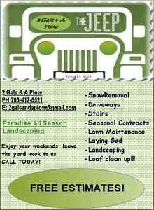 Contact us for all your landscaping needs!  Stratford Kitchener Area image 2