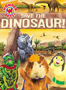 WONDER PETS - SAVE THE DINOSAUR! [097368529441] - NEW DVD