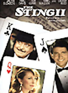The Sting 2 DVD, 2004, Widescreen  - $6.00