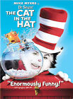 Dr. Seuss' The Cat in the Hat (DVD, 2004, Widescreen Edition)