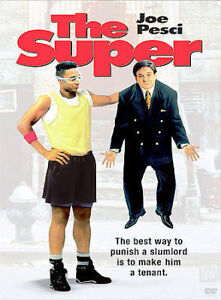 The Super - Joe Pesci, Ruben Blades, Maddlyn Smith Osborne - Rare DVD - $14.98