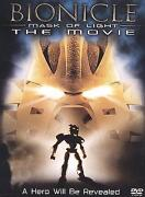 Bionicle Mask of Light DVD