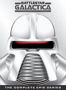 Battlestar Galactica DVD