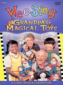 Wee Sing Grandpa S Magical Toys Dvd 35