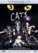 Cats The Musical DVD
