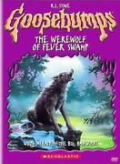 Goosebumps DVD