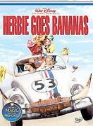 Herbie Goes Bananas DVD