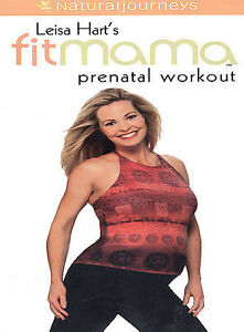 Leisa Hart's FitMama Prenatal Workout (D...