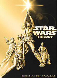 Star Wars Trilogy A New Hope / The Empire Strikes Back / Return Of The Jedi F - $9.14