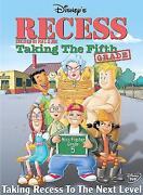 Recess DVD