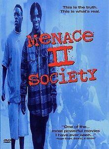 Menace II Society DVD Bill Duke Charles S. Dutton Jada ...