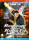 Revenge of the Kung Fu Master (DVD, 2003, 2-Disc Set, Special Edition)